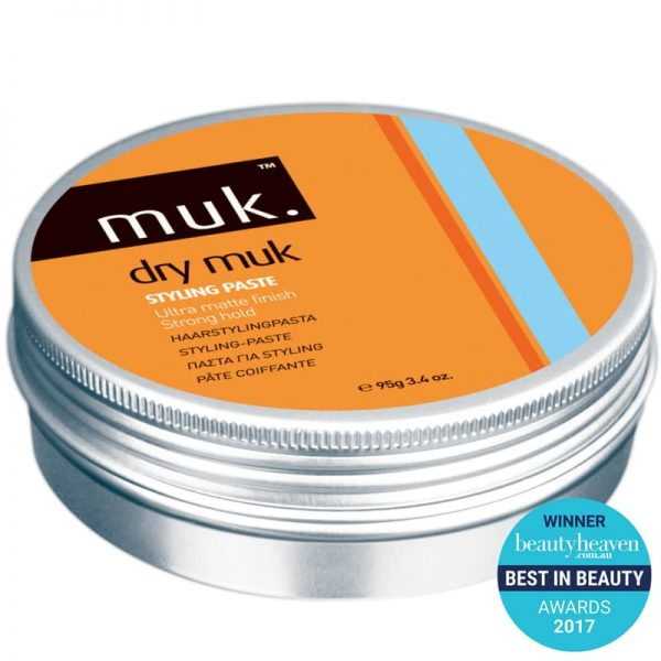 Buy Dry MUK styling paste men grooming 95g hair wax Melbourne from Majestic cuts barbershop in Australia high quality to sell at the lowest price