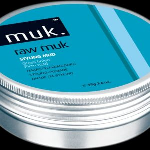 Raw MUK styling mud men 95g hair wax Melbourne from Majesticcuts barbershop in Australia high quality to sell at the lowest price