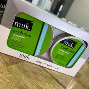Rough MUK forming cream men duo pack hair wax Melbourne from Majesticcuts barbershop in Australia high quality to sell at the lowest price.