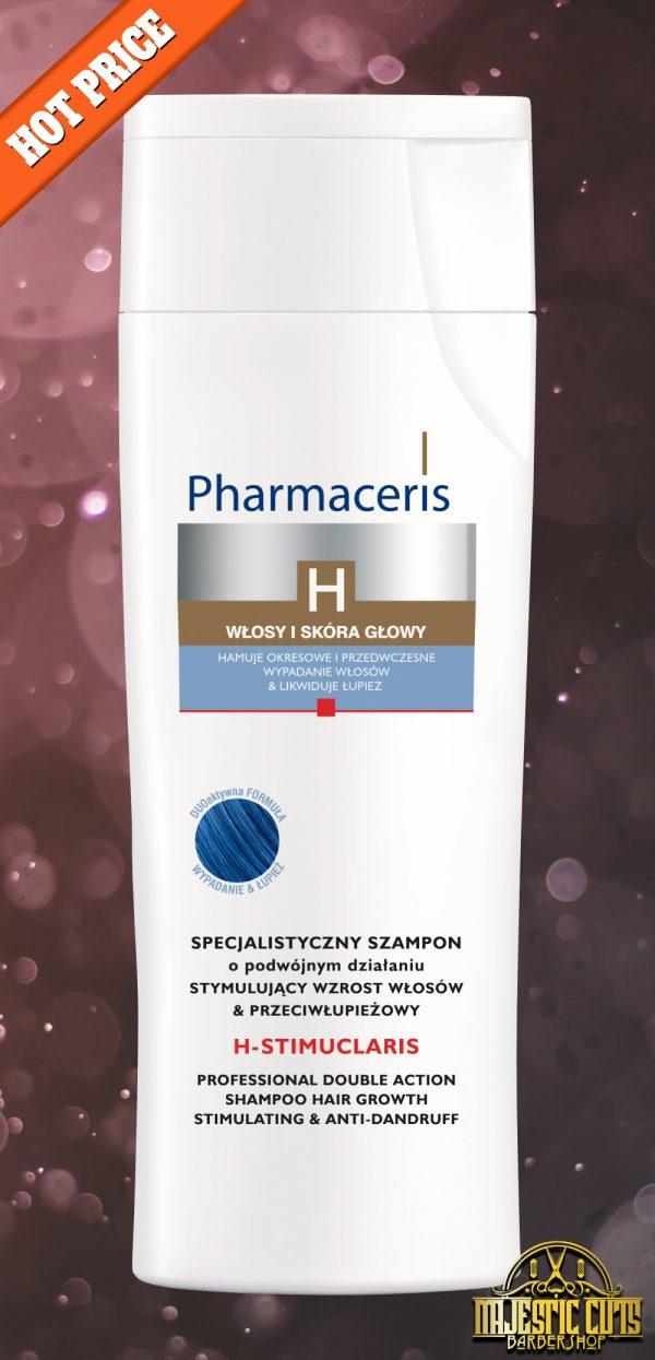 Buy PHARMACERIS PROFESSIONAL DOUBLE ACTION SHAMPOO price in Australia